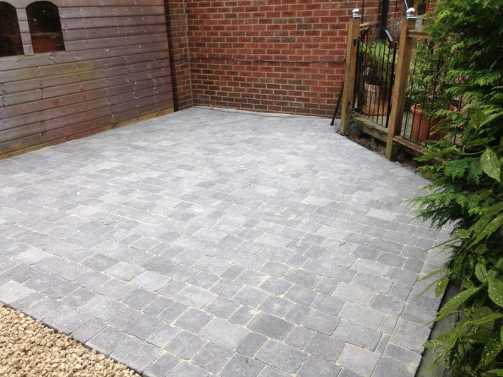 Cobble Block Paving Warrington PFL Contractors
