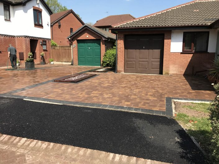Modena Block Paving Warrington FPL Contractors