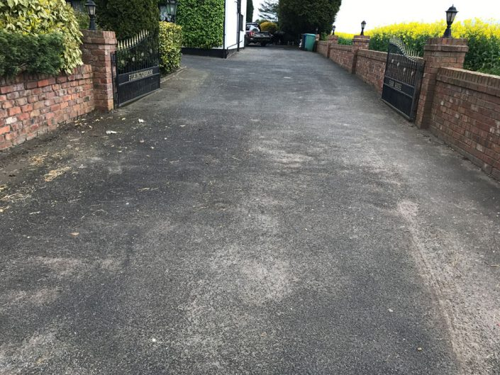Tarmac Driveways Warrington FPL Contractors
