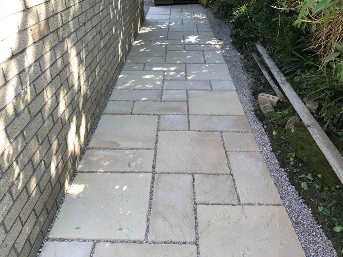 Flag Stone Paving Warrington FPL Contractors