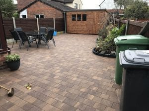 Patio Installers Chester