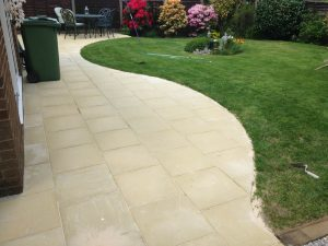 Patio Installers Knutsford