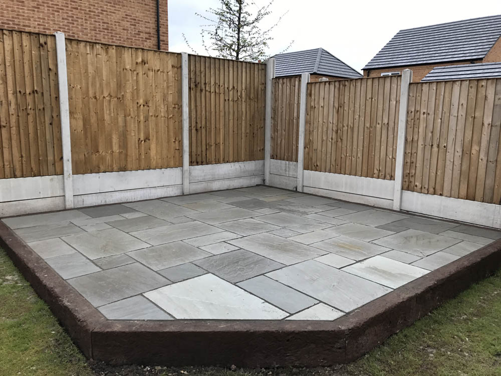 Block Paving in Widnes