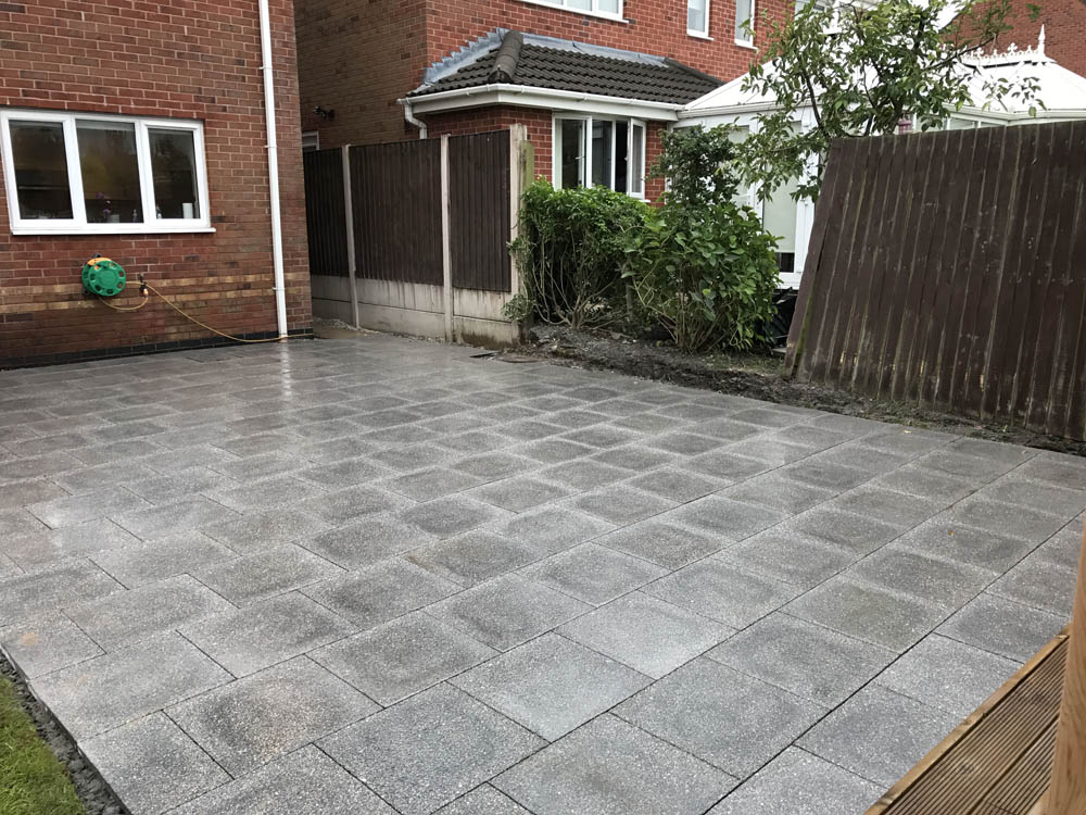 Driveways in Nantwich