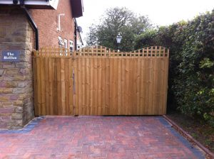 Fencing Services Chester